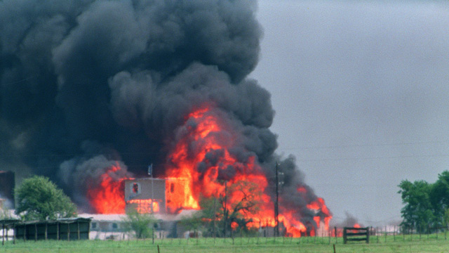 Waco siege investigation finds cover-ups but no conspiracy