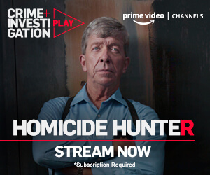 Crime+Investigation Play is the home of Homicide Hunter
