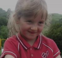 In October of 2012, a little girl from Machynlleth, Powys, Wales, vanished after being sighted willingly climbing into a car near her home