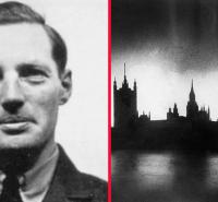 Under the cover of the blackout, Gordon Cummings strangled & mutilated five women during the London Blitz