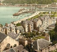 Rothesay at the end of the 19th century | Wikimedia