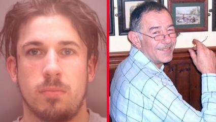 A photograph of violent offender Jordan Davidson