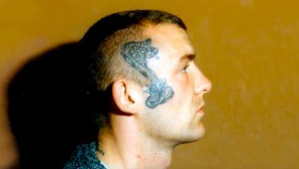 A photograph of Middlesbrough murderer Reginald Wilson