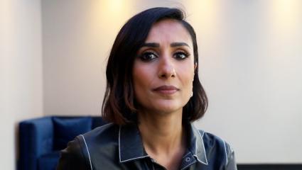 A photograph of Anita Rani, host of Murdertown 3