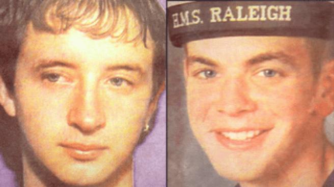 Serial killer at large in the Royal Navy