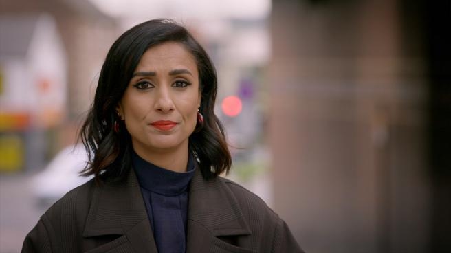 Anita Rani, host of Murdertown