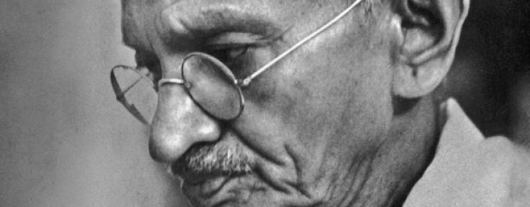 Fifth and last unsuccessful assassination attempt on Gandhi