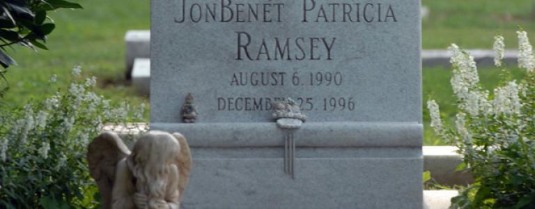 Child beauty queen JonBenet Patricia Ramsey found dead in her home