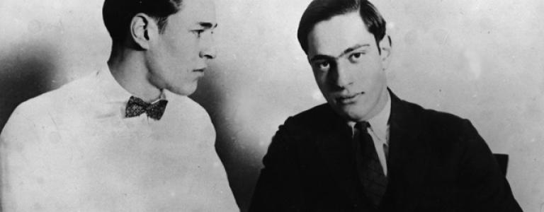 Brothers in Blood Leopold and Loeb arrested for 'perfect crime'