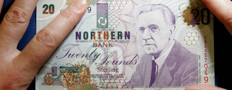 £240million Northern Bank notes replaced to trace millions stolen