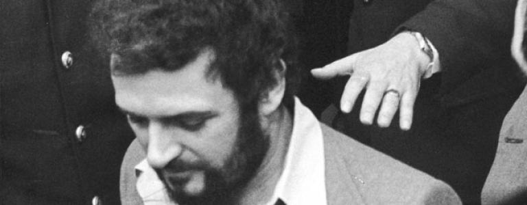 The Yorksire Ripper' Peter Sutcliffe charged after confession