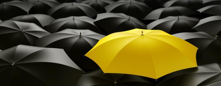 Poisoned umbrella at London bus stop kills man