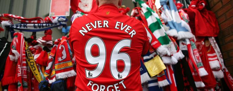 In 2016, the deaths of the Liverpool fans were officially included in the UK's crime statistics