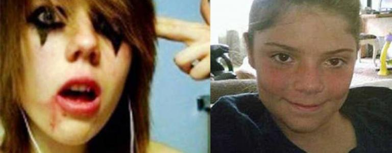 The 15-year-old YouTuber who listed 'cutting' as a hobby and killed 6-year-old Elizabeth Olten
