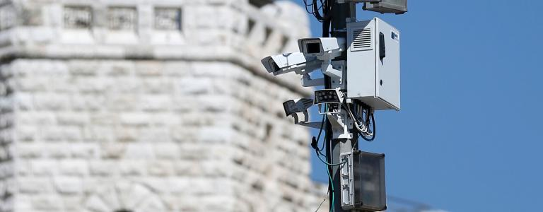 CCTV cameras have for years been the bugbear of civil rights groups and raised concerns over privacy issues.
