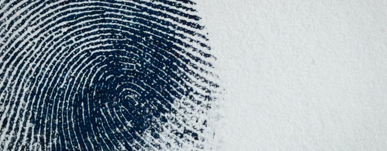 evidence led to the first successful murder conviction due to fingerprintevidence.