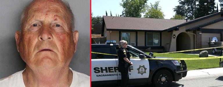 The serial killer known as the Golden State Killer and East Area Rapist might finally have been arrested.