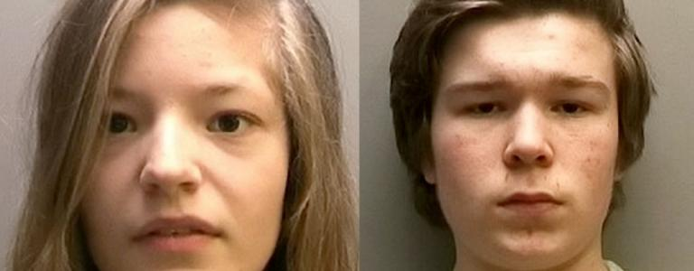 Britain's youngest ever double murderers