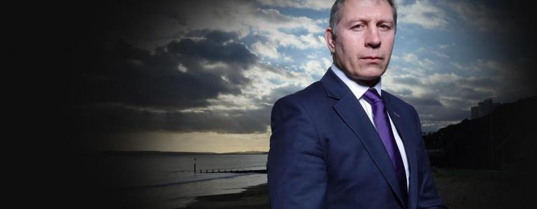 Mark WIlliams-Thomas is one of the keynote speakers at CrimeCon UK