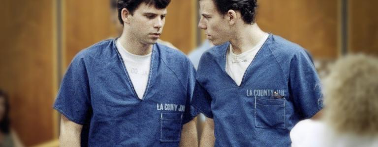 It became one of the most publicised cases in America, two young brothers who murdered their parents