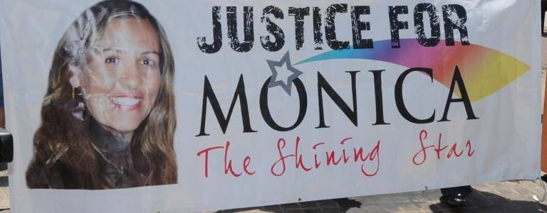 On 8th April 2010, Monica Burgos Beresford-Redman was found dead at a resort in Cancun...