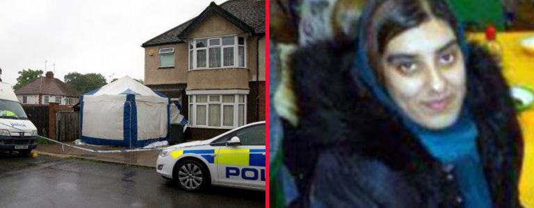 It was a ferocious murder in residential Luton, made all the more shocking the victim was murdered by her own sister