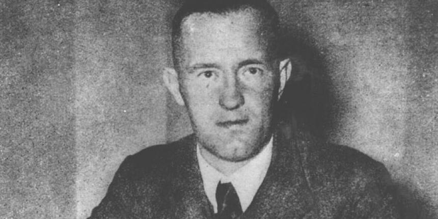 US born William Joyce tried for treason against British Crown