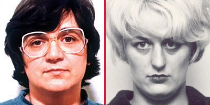 Rose West and Myra Hindley had a prison fling in the 90s when they were both  banged up in HMP Durham